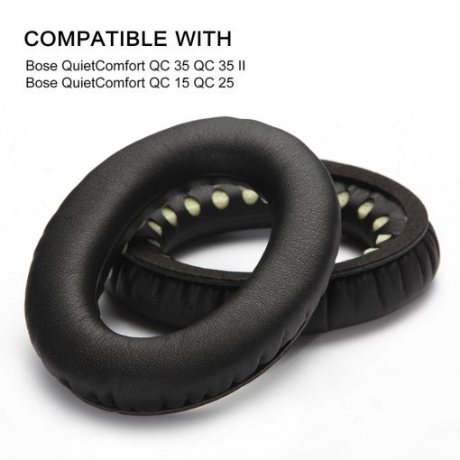 Replacement ear pads for Bose QC35