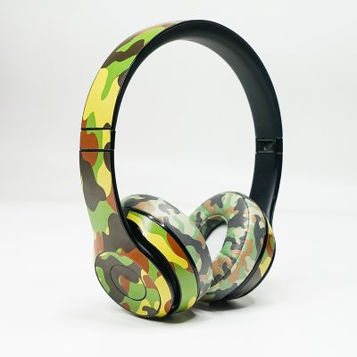 Earpads+Headphones skins for Solo